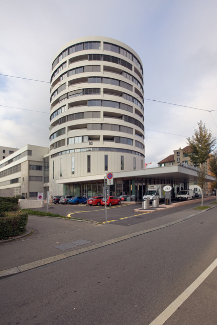 Schlotterbeck Areal, Badenerstrasse, Zürich, Switzerland, November 2018