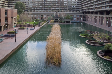 Barbican Centre, London, England, October 2017