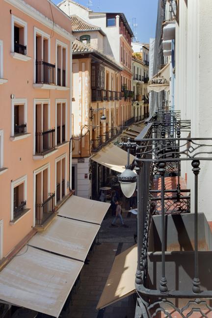 Calle Navas, Granada, Spain, April 2019