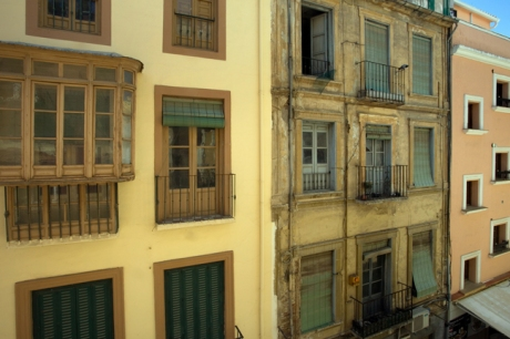 Calle Navas, Granada, Spain, April 2019