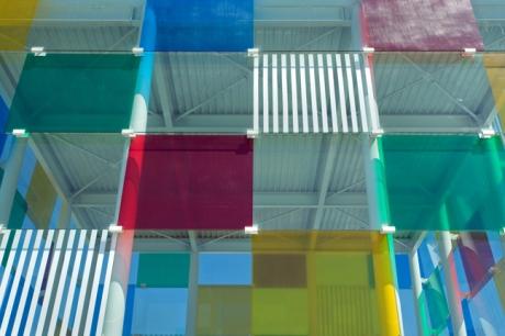Centro Pompidou, Muelle Uno, Malaga, Spain, April 2019