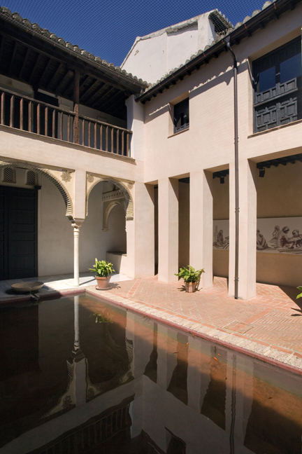 Casa de Zafra, Granada, Spain, April 2019