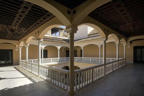 Museo Picasso, Malaga, Spain, April 2019