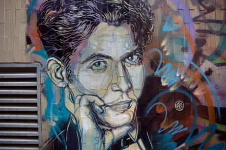 Federico Garcia Lorca by C125, Granada, Spain, April 2019