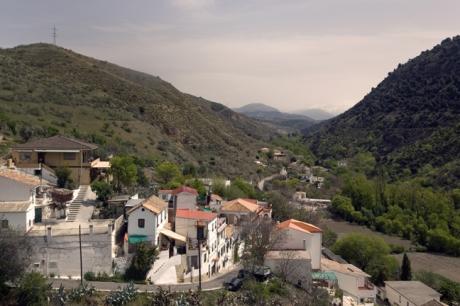 Sacromonte, Granada, Spain, April 2019