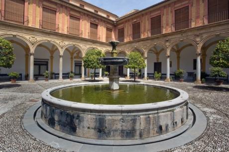 Abadía del Sacromonte, Granada, Spain, April 2019