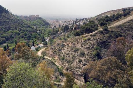 Sacromonte, Granada, Spain, April 2019 © Tom O'Connor 2019