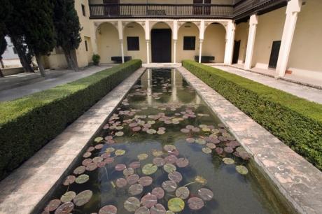 Casa del Chapiz, Granada, Spain, April 2019