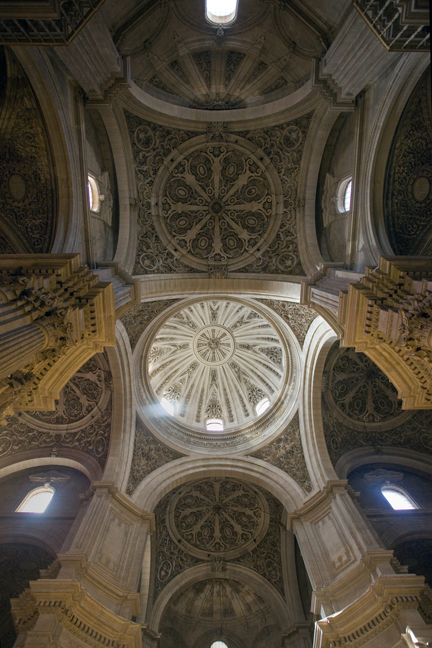 Catedral de Granada, Granada, Spain, April 2019