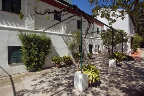 Huerta de San Vicente, Granada, Spain, April 2019