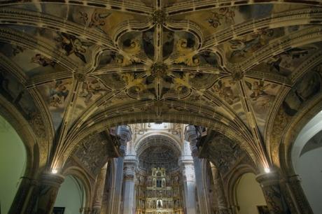 Monasterio de San Jerónimo, Granada, Spain, April 2019