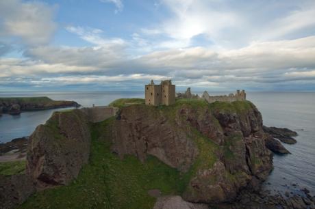 Dunnottar Castle, Stonehaven, Scotland, July 2019 © Tom O'Connor 2019
