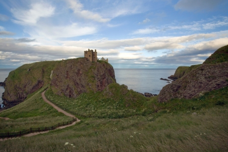 Dunnottar Castle, Stonehaven, Scotland, July 2019 © Tom O'Connor 2019
