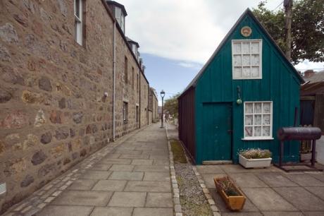 Footdee, Aberdeen, Scotland, July 2019 © Tom O'Connor 2019