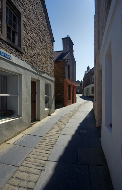 Dundas Street, Stromness, Orkney, Scotland, July 2019 © Tom O'Connor 2019