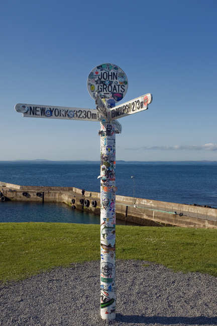 John o' Groats, Scotland, July 2019 © Tom O'Connor 2019