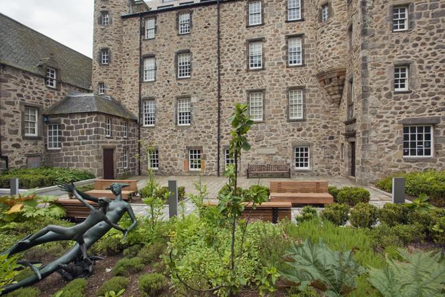 Provost Skene's House, Guestrow, Aberdeen, Scotland, July 2019 © Tom O'Connor 2019