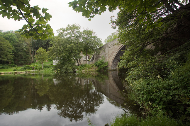 Brig o' Balgownie, Aberdeen, Scotland, July 2019 © Tom O'Connor 2019