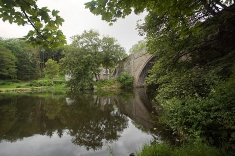 Brig o' Balgownie, Aberdeen, Scotland, July 2019 © Tom O'Connor 2019