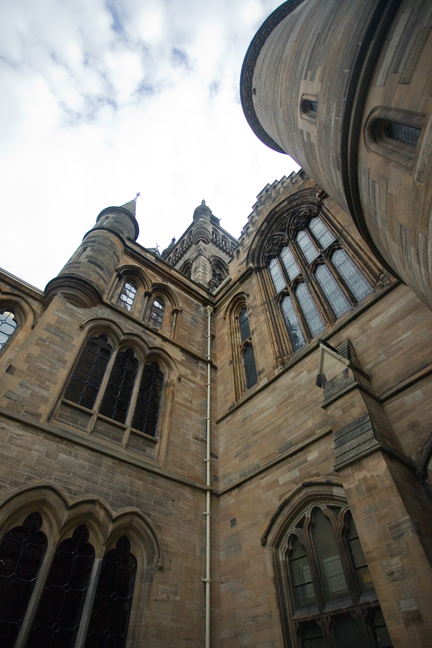 University of Glasgow, Glasgow, Scotland, July 2019 © Tom O'Connor 2019