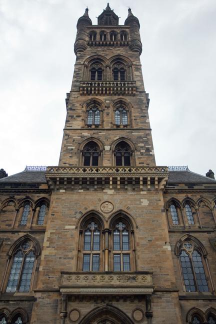 University of Glasgow, Glasgow, Scotland, July 2019 © Tom O'Connor 2019