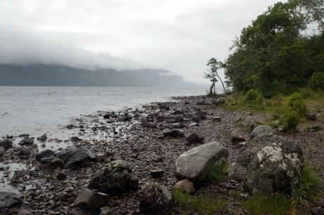Loch Ness, Inverness, Scotland, July 2019 © Tom O'Connor 2019