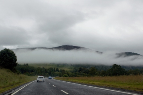 Highway, Scotland, July 2019 © Tom O'Connor 2019