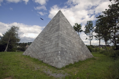 Kinnitty Pyramid, Co. OffalyIreland, June 2019 © Tom O'Connor 2019