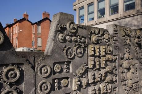 Northumberland Road, Dublin, Ireland, March 2020 © Tom O'Connor 2020