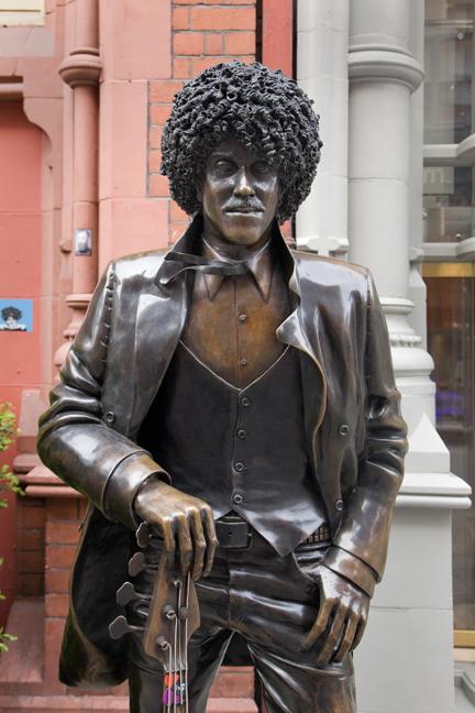 Harry Street, Dublin, Ireland, April 2020