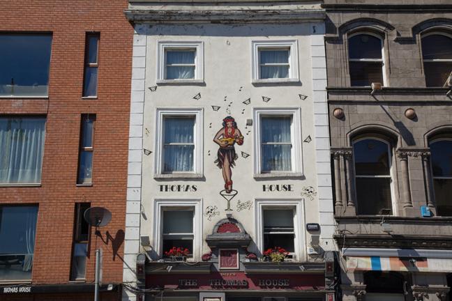 Thomas Street, Dublin, Ireland, May 2020