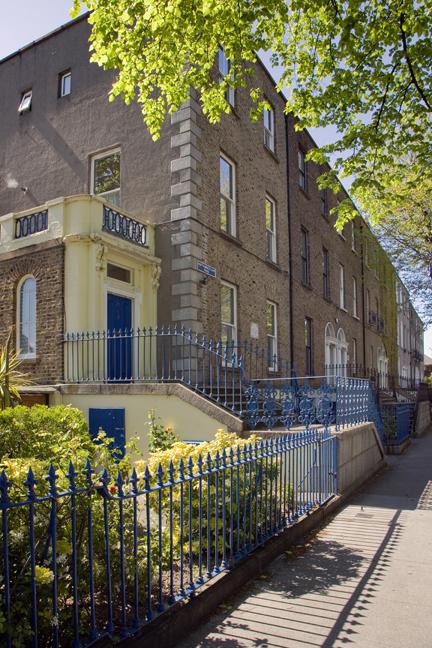 Northumberland Road, Dublin, Ireland, May 2020