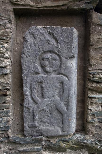 Blackhall Castle, Kildare, Ireland, July 2020