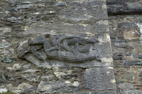 Kilkea Castle, Kildare, Ireland, July 2020