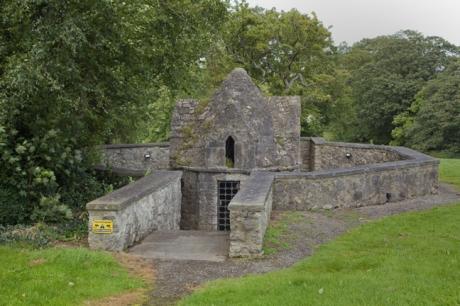 St. Doulagh's, Dublin, Ireland, August 2020