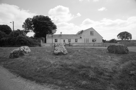 Greenanstown Stone Alignment, Meath, Ireland, 2021