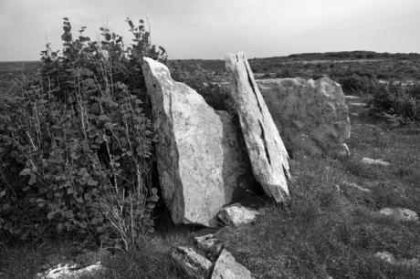 Glenisheen Wedge Tomb, Clare, Ireland, 2021