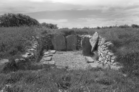 Townley Hall Passage Tomb, Louth, Ireland, 2021